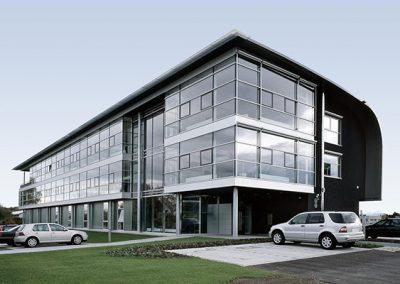 Bürogebäude Bechtle AG