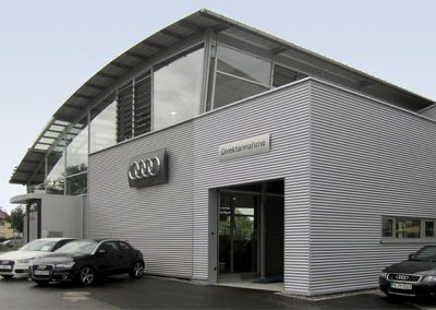 Autohaus Audi