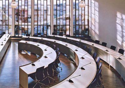 Rathaus-Sitzungssaal